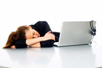 On the job and in your life you need to get enough sleep